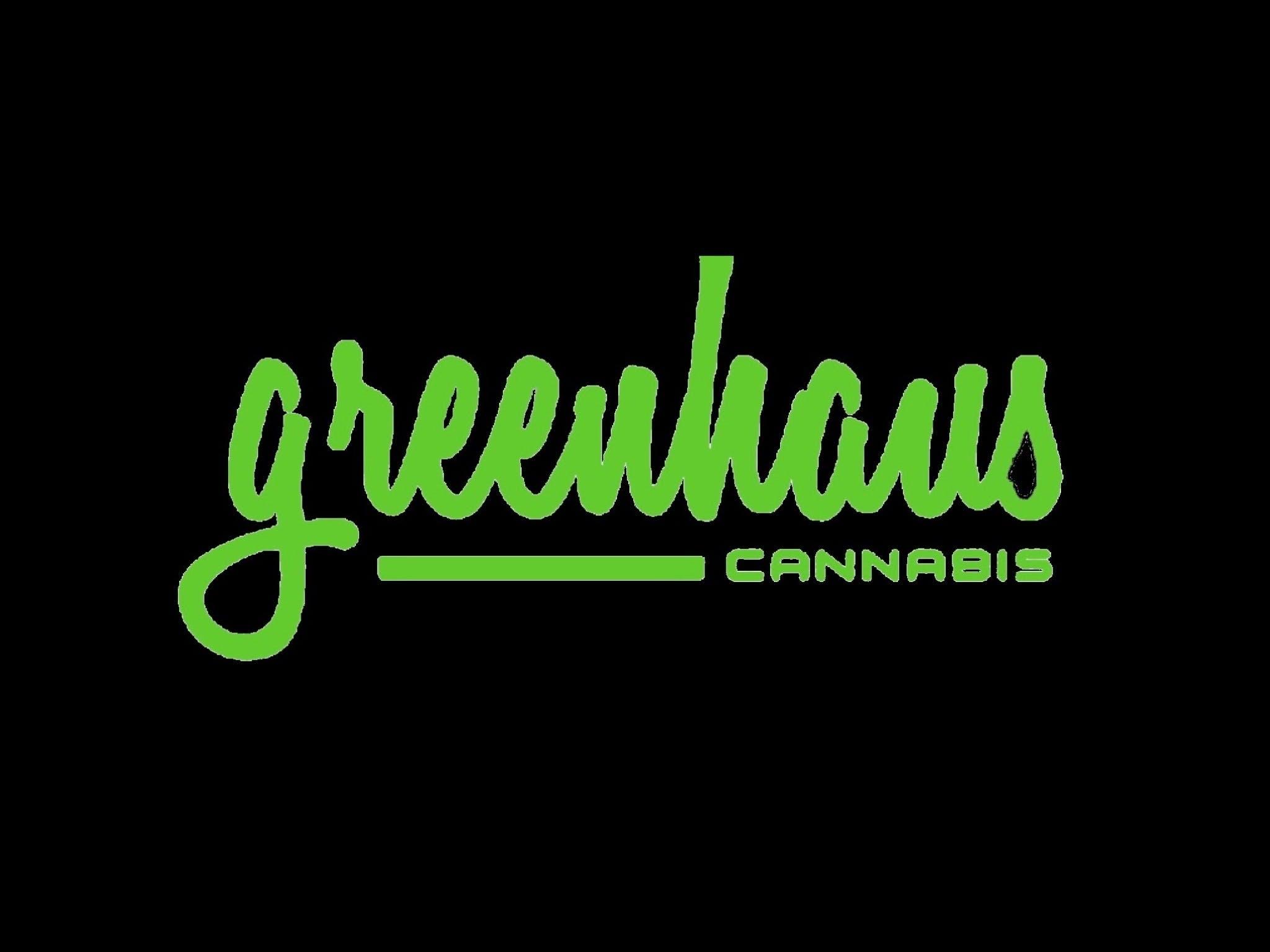 Greenhaus Cannabis   Store