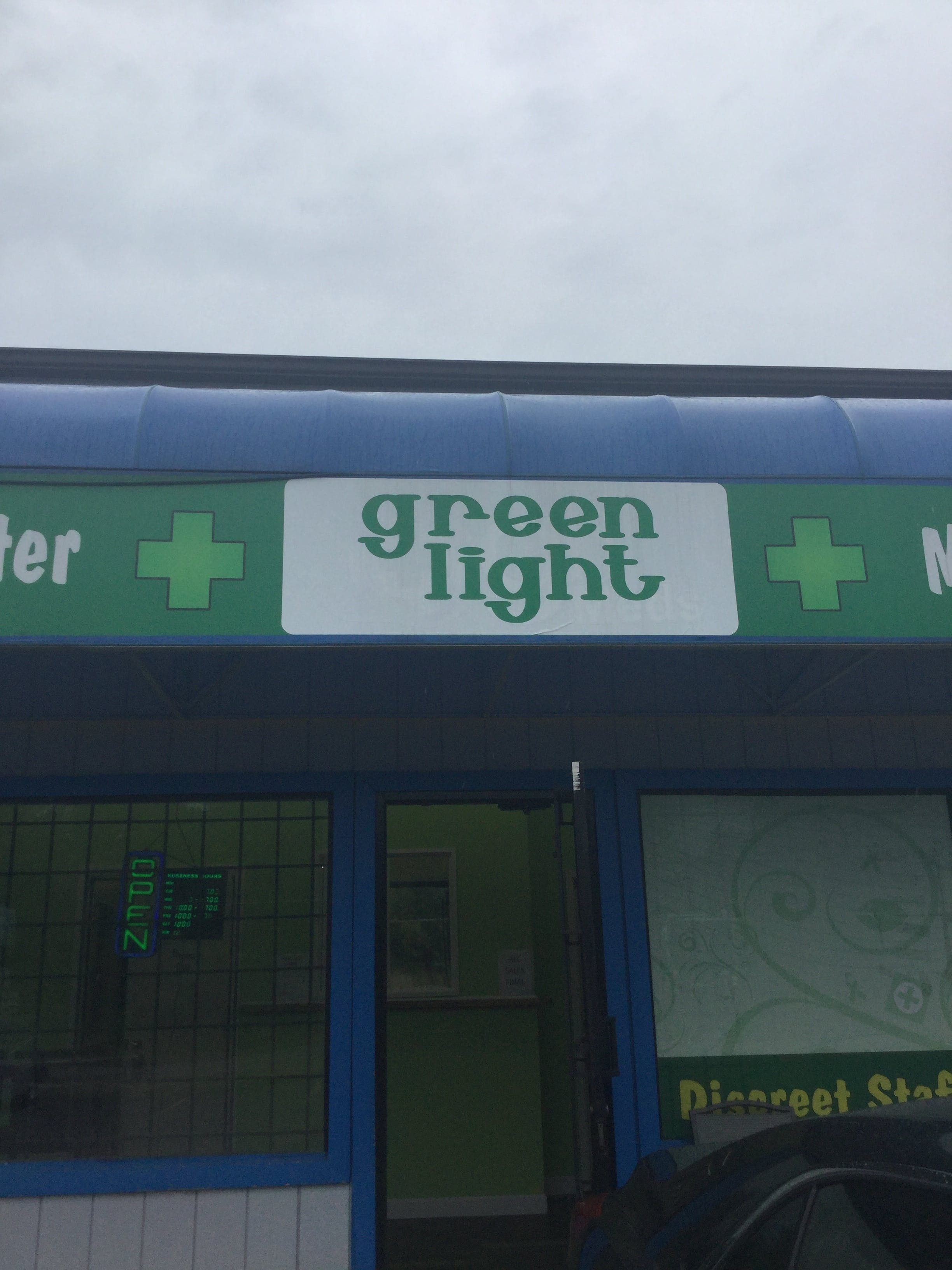 Green Light District   Store