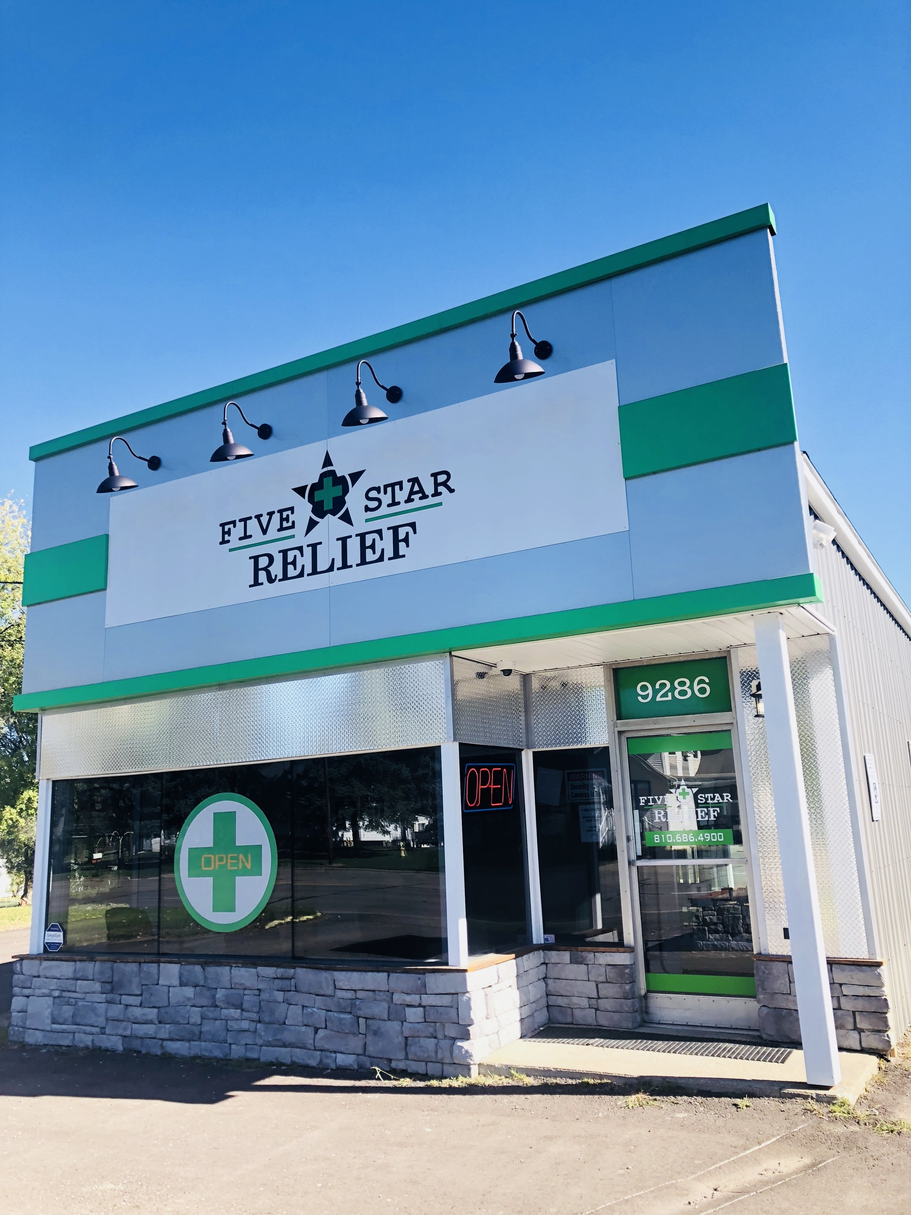 Five Star Relief | Store